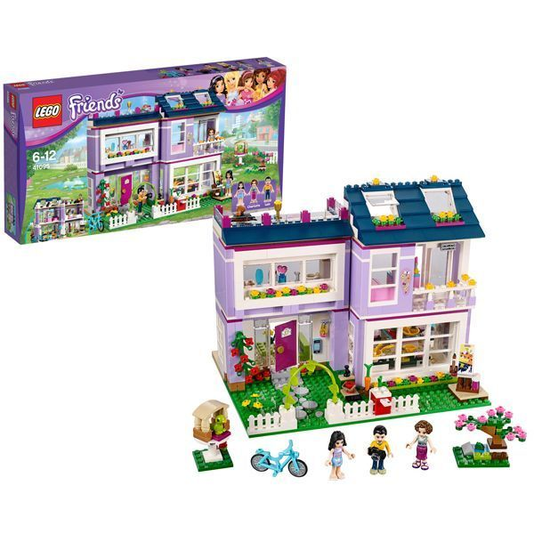 Lego Friends Emma's Huis 41095