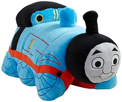 Pillow Pets Thomas de Trein knuffel