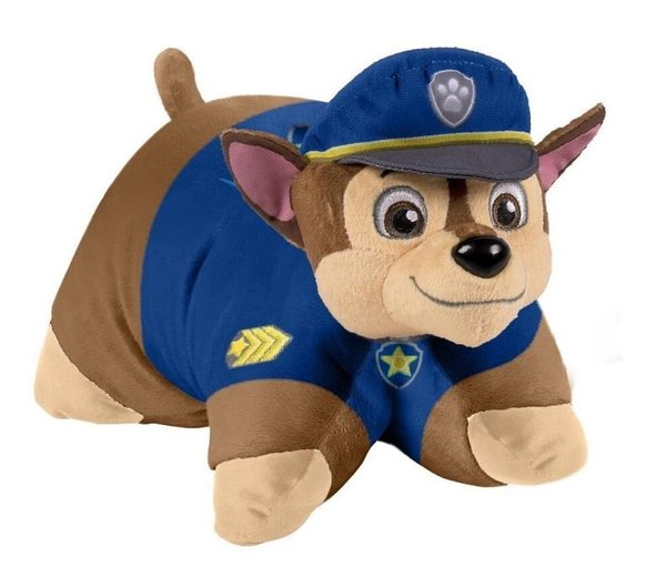 Pillow Pets Paw Patrol Chase knuffel