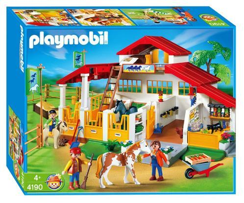 Playmobil 4190 Paardenmanage